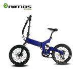 Bicicleta eléctrica Pocket aprobada de la batería de litio del Ce plegable la bici de Electirc