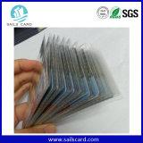 Hochwertiger Papier-Kratzer frankierte Karte des Drucken-400g für rufende Karte