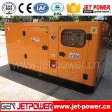 générateur électrique diesel insonorisé de Cummins de groupe électrogène 80kw