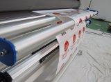 Linerlessのフィルムおよび冷たいフィルムの二重目的薄板になる機械