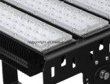 Luz de inundação portátil do diodo emissor de luz do campo de futebol 500watt para a iluminação do estádio