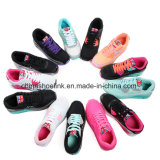 2017 zapatos corrientes cómodos del deporte de las zapatillas de deporte de la manera de las mujeres que activan