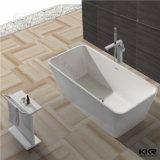 Ушат ванны ванны Corian проекта гостиницы Freestanding
