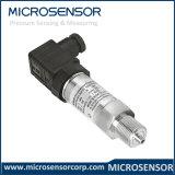 Transmisor de presión del acero inoxidable del CE MPM489
