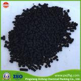 Coquille de noix de coco le charbon activé granulaire pour le traitement de l'eau