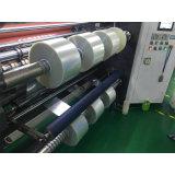 Auto adhesivo de alta velocidad de Corte y rebobinado Machine