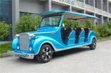 12 de Elektrische Auto van het Sightseeing van de Kar van het Voertuig van het Golf Seater Klassieke