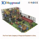 Prezzo dell'interno della strumentazione del campo da giuoco del grande di formato della Cina campo da giuoco di tema