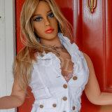 Heiße verkaufende realistische Silikon-Geschlechts-Puppe für erwachsene sexuelle Spielwaren