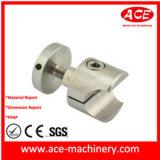 Pieza de aluminio de la tapa del CNC de la precisión del OEM que trabaja a máquina