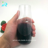 Стекло вина хорошего качества пластичное, пластичная каннелюра Шампань