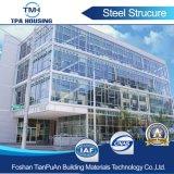 Elegante estructura de acero de bajo precio para el edificio de oficinas