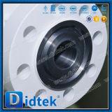 Blocchetto materiale di Didtek A105 doppio e valvola a sfera di scarico di Dbb