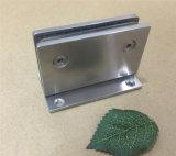 Плоская нержавеющая сталь сатинировки шарнир ливня 0 градусов установленный стеной