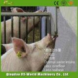 Buveur automatique de raccord de porc d'acier inoxydable d'approvisionnement