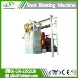 Massengußteil-spezielle hakenförmige Granaliengebläse-Maschine
