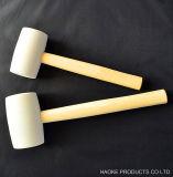 لون بيضاء مطّاطة مطرقة ([ره-1]), متحمّل وجيّدة سعر يد بناء أدوات