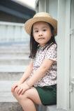 Brevi bambini 100% del manicotto del cotone che coprono per le ragazze