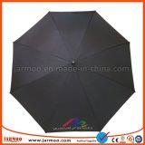 190tポリエステル銀のコーティング日曜日によって保護されるアルミニウムフレームのゴルフ傘