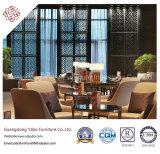 Modernes Gaststätte-Möbel-Set gebildet vom festen Holz (YB-S-9)