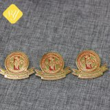 Professionelles kundenspezifisches Metalldecklack Botton Pin-Abzeichen