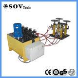 Système de levage hydraulique synchrone temporaire de durée d'impulsion de double d'AP