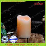 Mehrfachverwendbare entfernbare Pfosten-Kerze der Flamme-LED verwendet auf Parteien