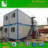 집 20 피트 강철 구조물, 조립식 강철 구조물 콘테이너 집, 싼 강철 구조물 집