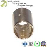 Fabricação de metais personalizados fora do eixo de cauda de Latão