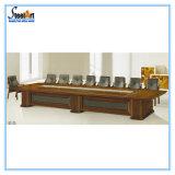 Tabela de conferência moderna de madeira da mobília de escritório (FEC 998)