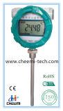 Termômetro de Digitas com 5 tipo à prova de explosões K do par termoeléctrico do tamanho 104mm do seletor do LCD dos dígitos