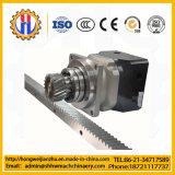 Stahl kundenspezifischer Stahl Soem-G60 u. flache Gang-Zahnstange