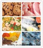Ingrédients de nourriture bourrant le peseur de Multihead