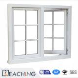 Puder-überzogenes Aluminiumflügelfenster-Fenster mit Standardgröße