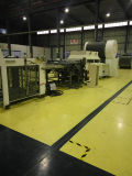 Lamineur thermique de film d'emballage de papier automatique