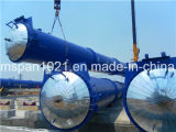 unità dell'autoclave di 2*21m per i materiali da costruzione aerati del blocco in calcestruzzo