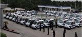 Véhicule de patrouille fermé de 4 polices de Seater