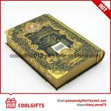 Cadre Shaped de bidon en métal de livre en gros fait sur commande pour le conditionnement des aliments