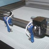 станок для лазерной гравировки пользовательского размера с 2 лазерные головки (JM-750T-CCD)