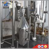Nova Invenção Óleos Essensial Cricible destilador de vácuo do Extrator