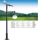 3 años de luz solar de la garantía para el jardín en luz de calle de Solat
