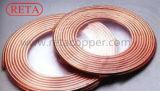China Soft Dibujar Tubo de cobre para refrigeración