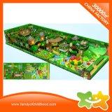 아이를 위한 위락 공원 실내 정글 연약한 운동장