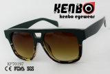 Óculos de sol com frame dobro Kp70197 das cores