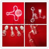 Glas het Van uitstekende kwaliteit Banger van de Dia van de Kom van het Glas van de Toebehoren van het Glas van Gldg 14/18mm Verbinding voor Rokende Waterpijp