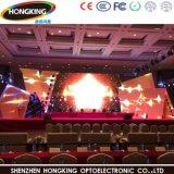 Écran polychrome de haute résolution d'intérieur de l'Afficheur LED P4.81