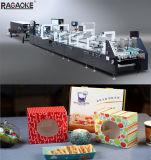 De volkomen Gevouwen en Gelijmde Machine van Kartons (650GS)