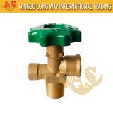 Soupapes de cylindre de gaz avec la vente chaude de qualité