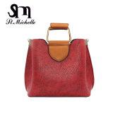 Neue Entwerfer Popurlar PU-Handtaschen-Handtasche für Frau