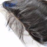 熱い販売の実質のバージンの人間の毛髪の中国のまっすぐな13X6 Frontal